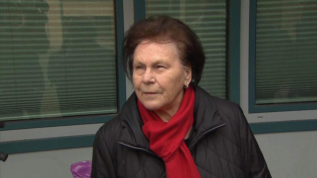 Gerda M, vor Gericht