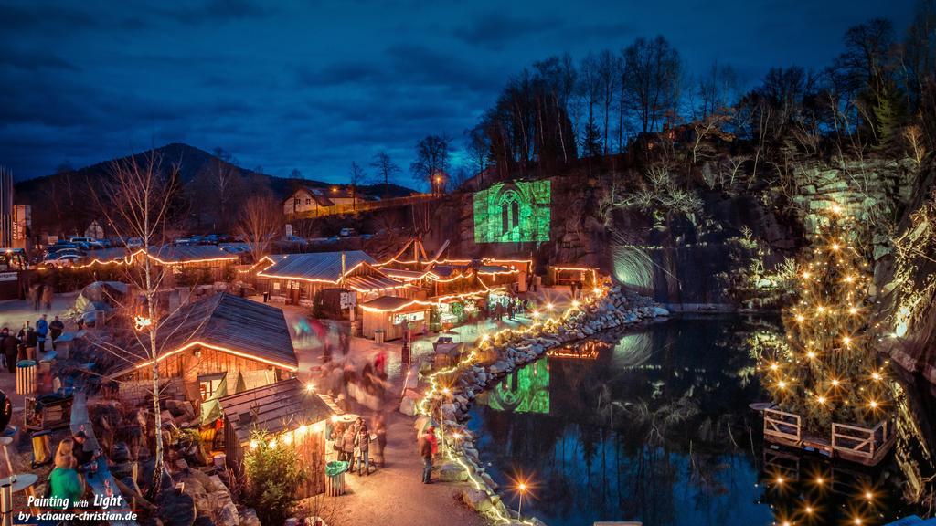 Granitweihnacht in Hauzenberg im Bayerischen Wald
