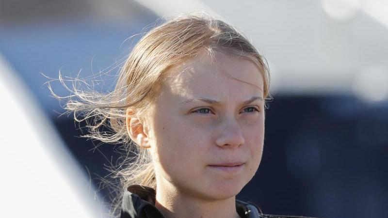 Klimaaktivistin Greta Thunberg wurde mit dem Alternativen Nobelpreis geehrt. Foto: Armando Franca/AP/dpa