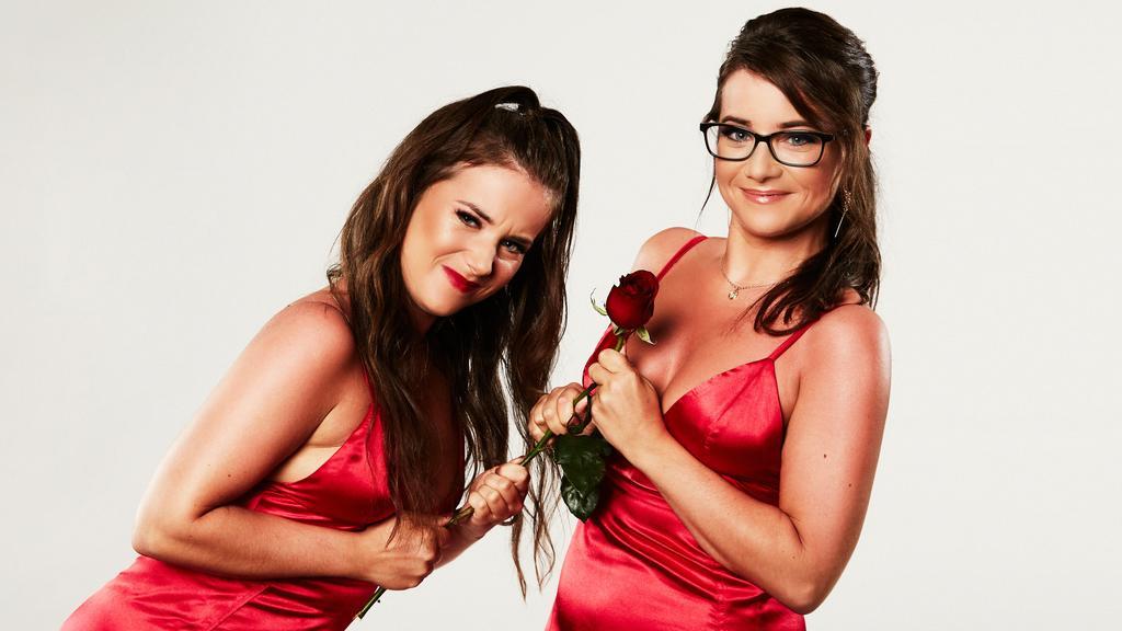 Zwillinge am Start: Isabelle und Laureen wollen das Herz des Bachelors erobern.