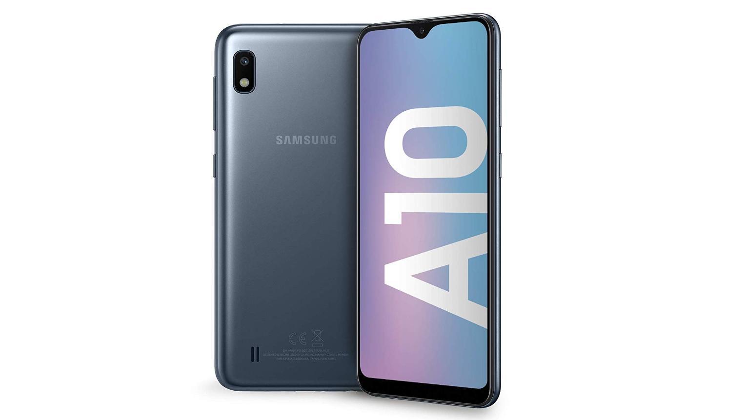 Top-Angebot bei Aldi fürs Samsung Galaxy A10.