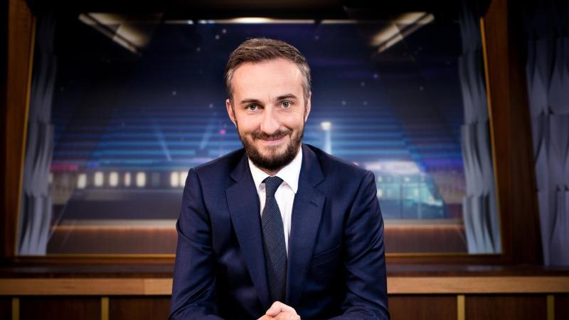 """Der TV-Satiriker Jan Böhmermann verabschiedete sich vom """"Neo Magazin Royale"""". Foto: Ben Knabe/ZDF/dpa"""