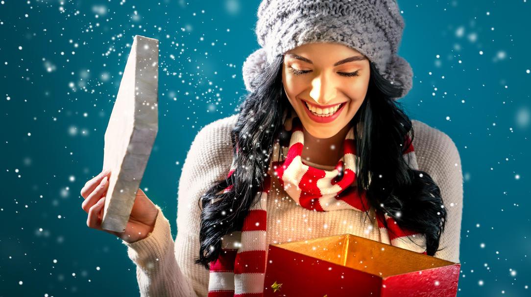 Haben Sie schon alle Geschenke besorgt?