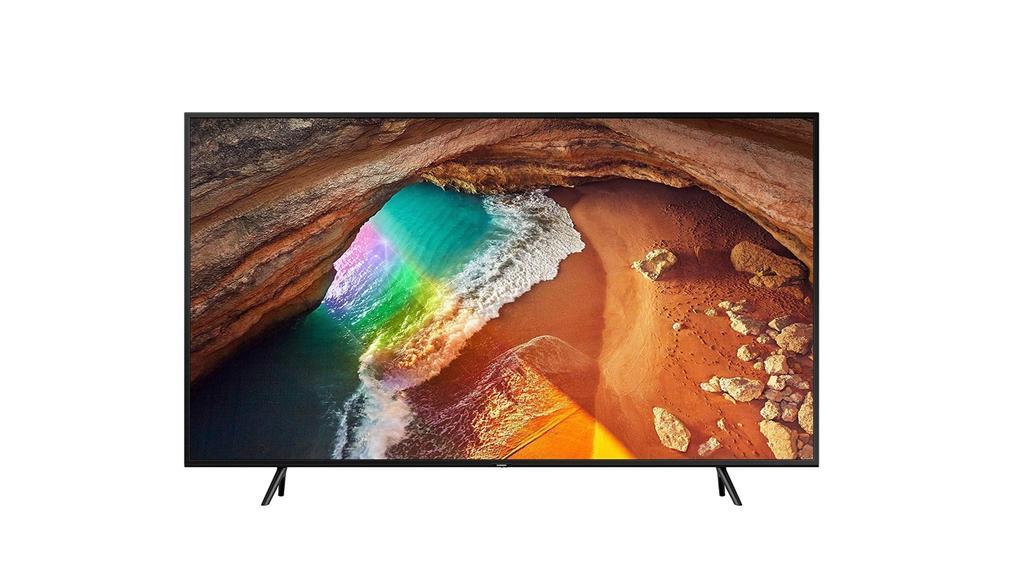 Die QLED-Fernseher von Samsung sehen fantastisch aus.