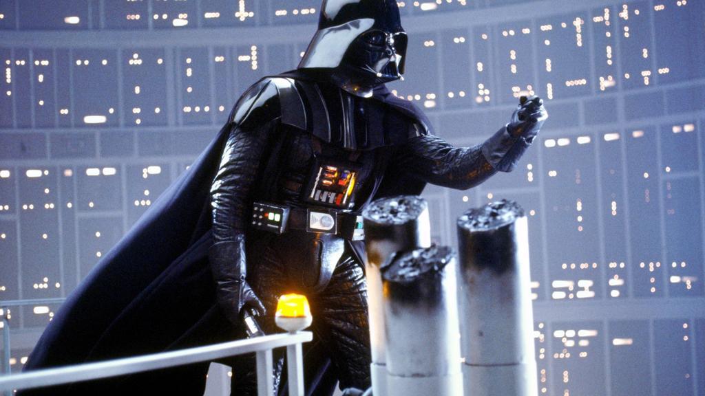 """""""Ich bin dein Vater!"""" Mit diesem Satz wurde Darth Vader zur Ikone"""
