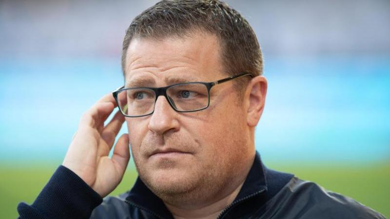 Sportchef Eberl will trotz des Ausscheidens im DFB-Pokal und der Europa League keinen Spieler abgeben. Foto: Soeren Stache/Archivbild