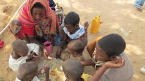 Die verheerende Dürre am Horn von Afrika wird immer bedrohlicher.