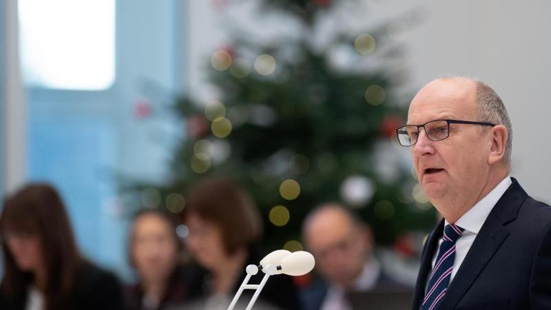 Dietmar Woidke (SPD), Ministerpräsident und SPD-Vorsitzender in Brandenburg. Foto: Soeren Stache/zb/dpa/Archivbild
