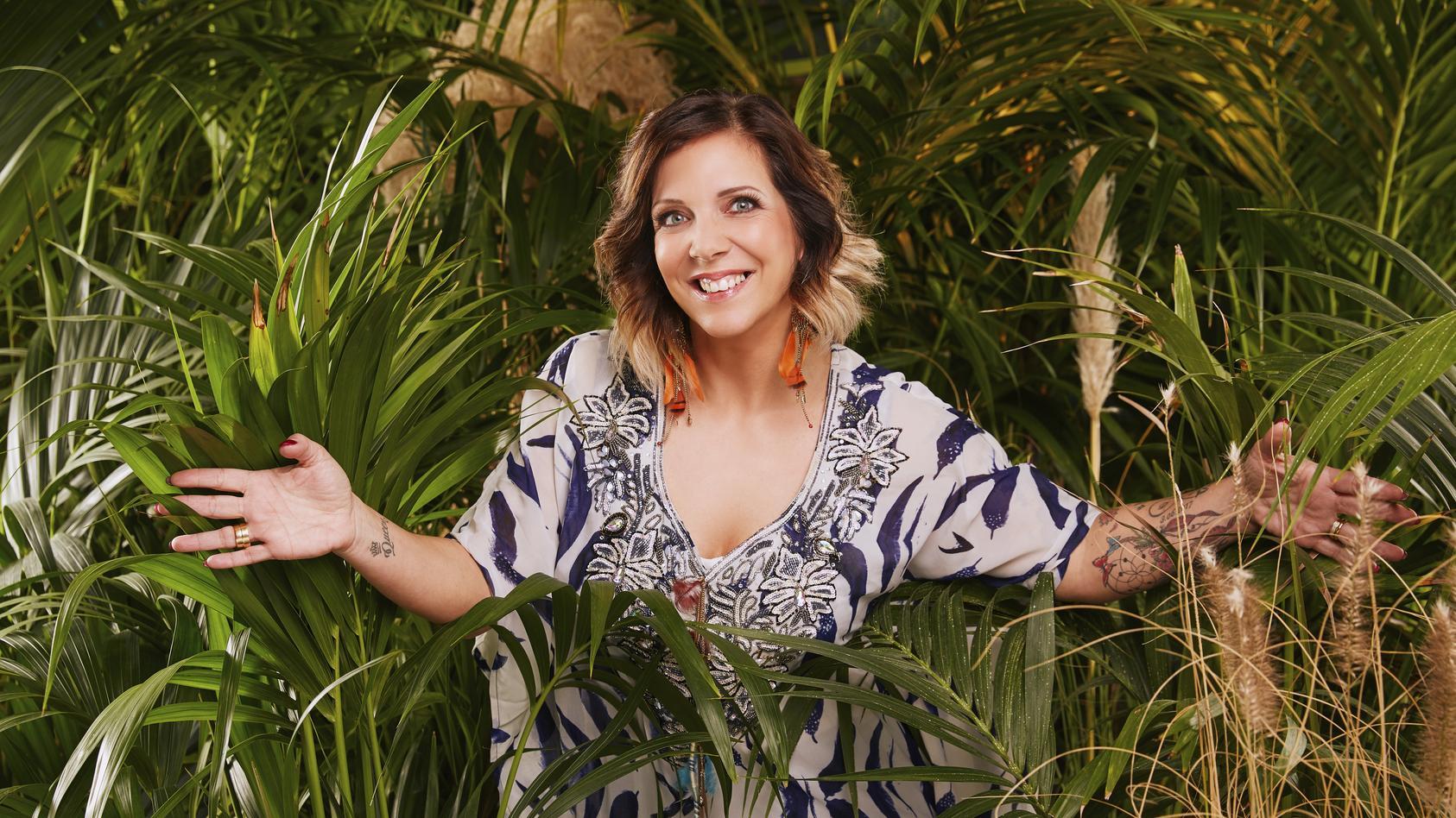 Danni Büchner kehrt als neue Frau aus dem Dschungelcamp zurück.