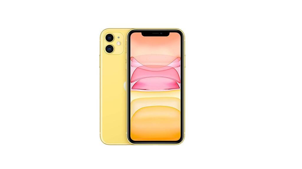 iPhone 11 im trendigem Gelb bei Amazon.
