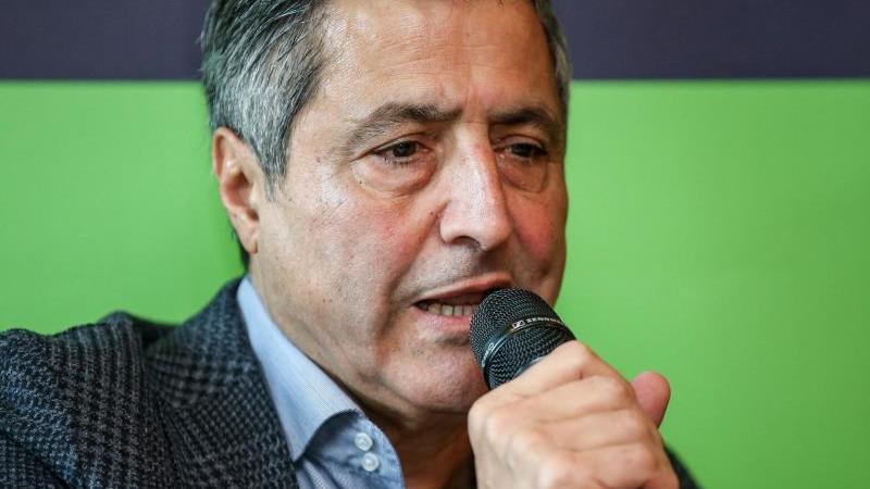 Kaweh Niroomand, Geschäftsführer BR Volleys. Foto: Andreas Gora/dpa