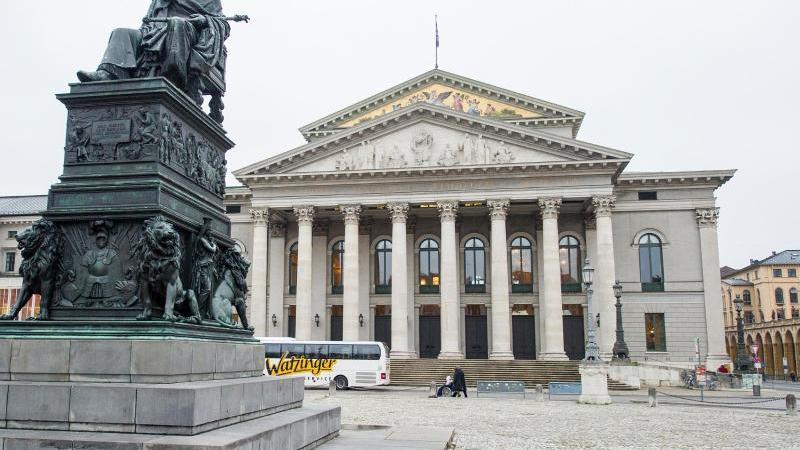 Nationaltheater und Staatsoper. Foto: Marc Müller/dpa