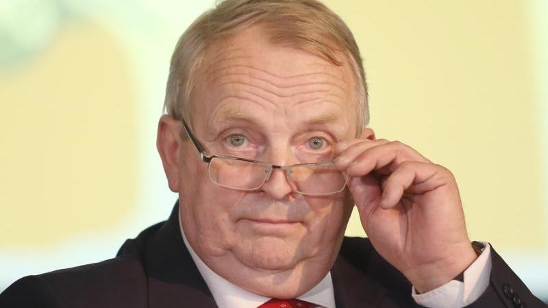 Mecklenburg-Vorpommerns Agrar- und Umweltminister Till Backhaus (SPD). Foto: Danny Gohlke/dpa