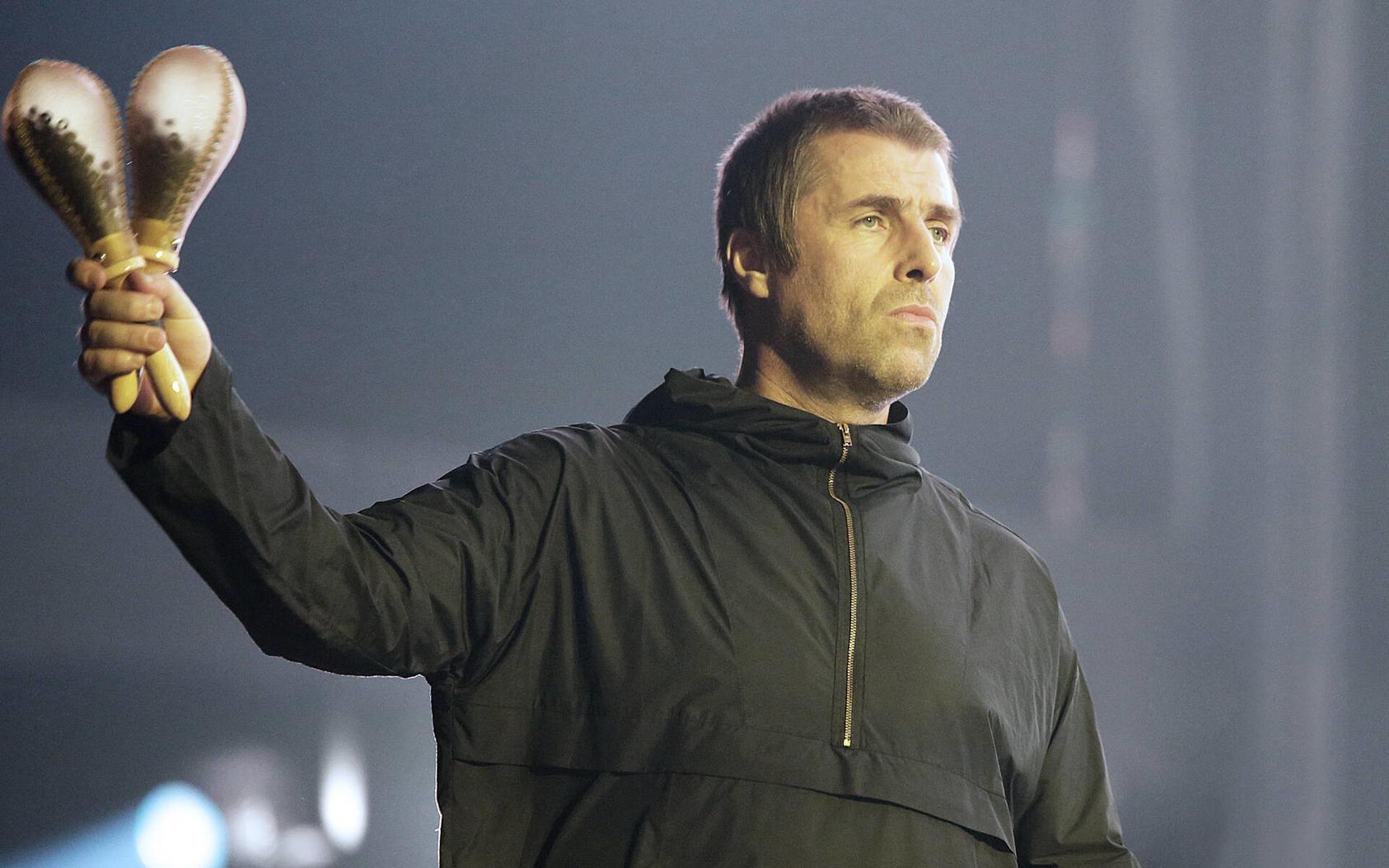 Liam Gallagher ist nach Oasis jetzt solo unterwegs