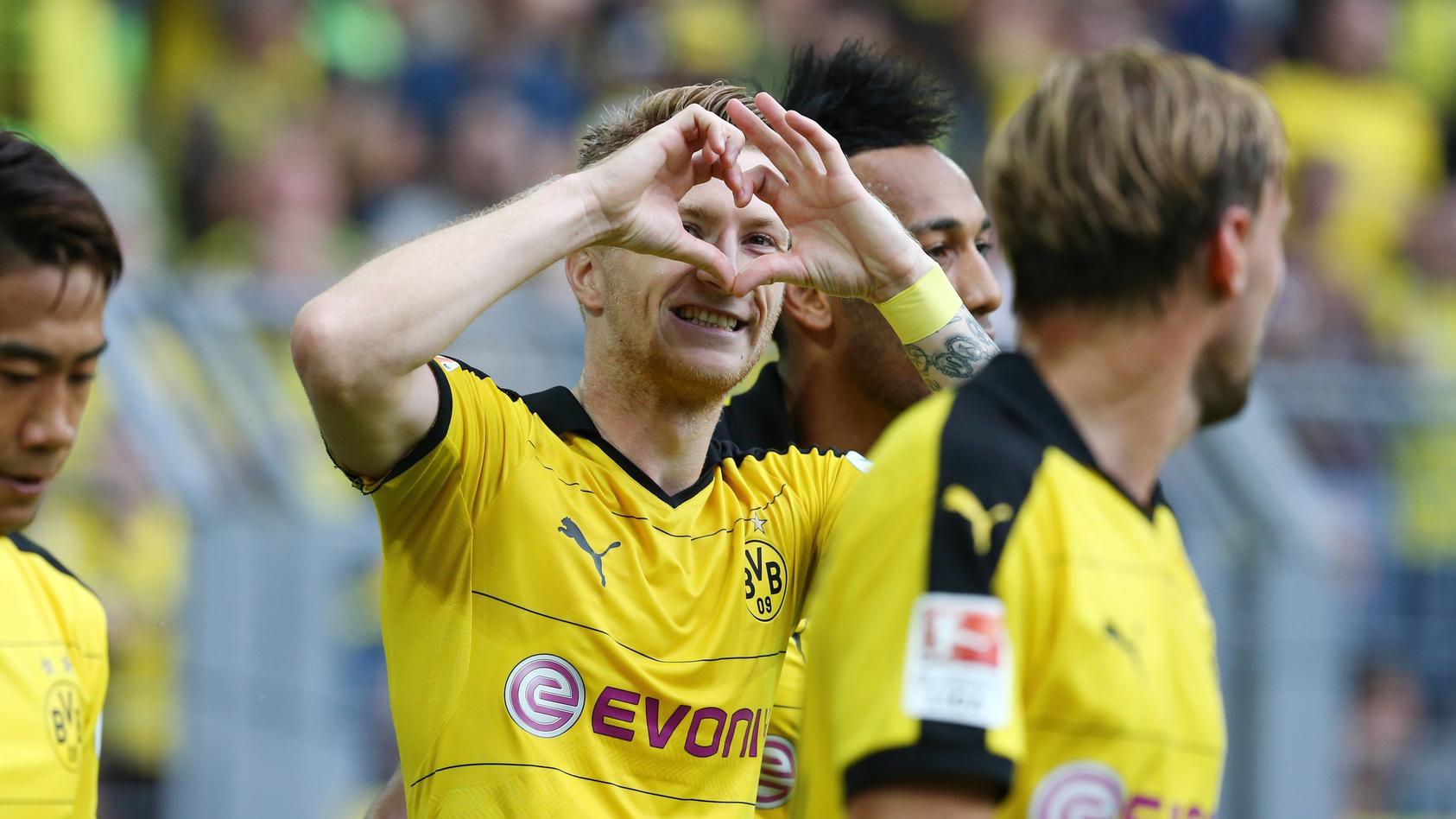 Borussia Dortmund ist und bleibt in der heimischen Arena ein Zuschauermagnet.