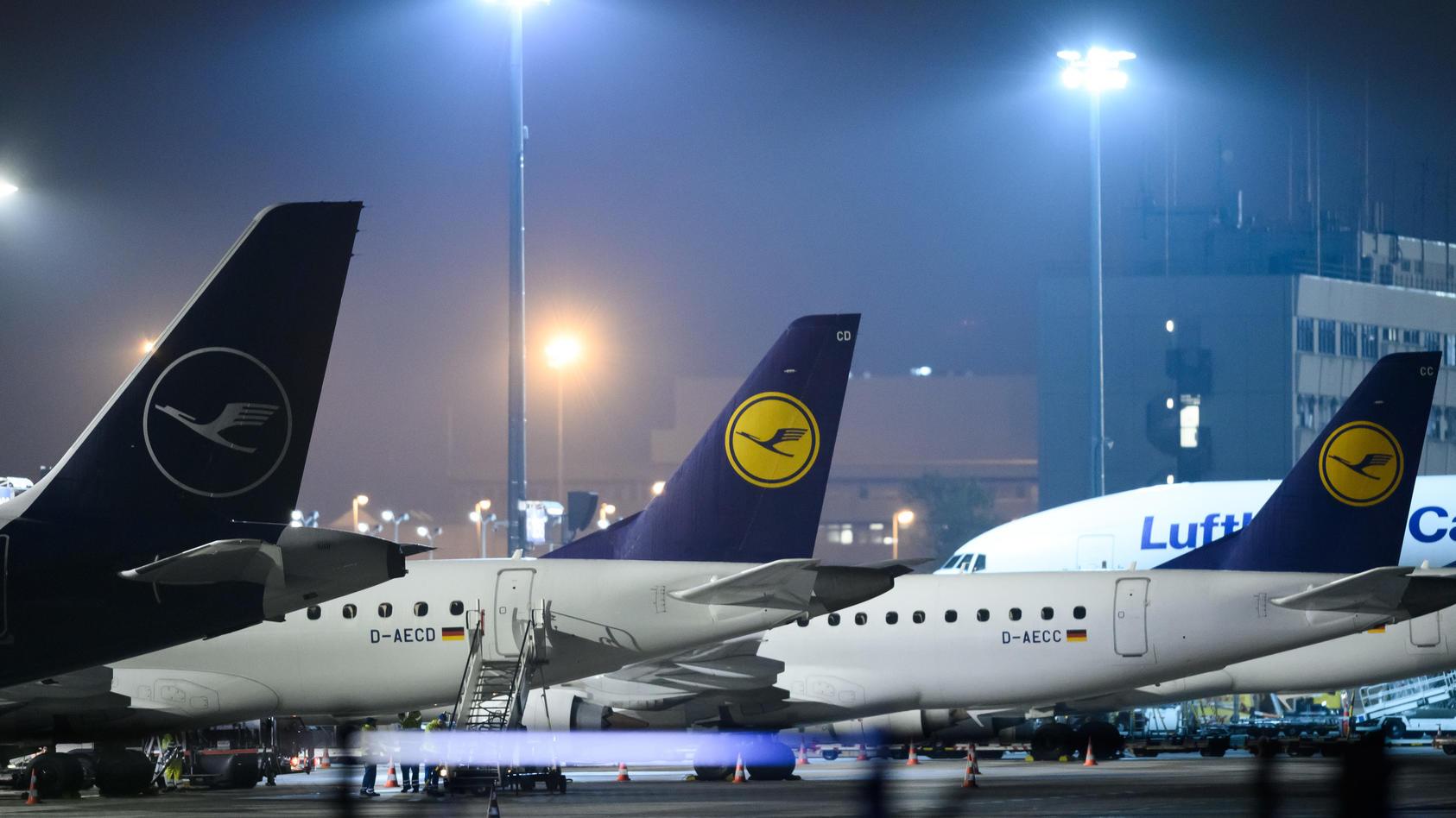 Gewerkschaft: Streik bei der Lufthansa noch in diesem Jahr