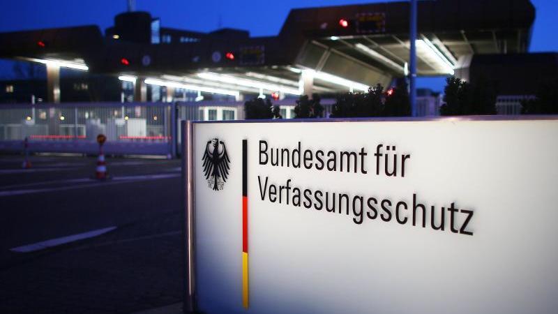 Das Bundesamt für Verfassungsschutz in Köln. Foto: Oliver Berg/dpa