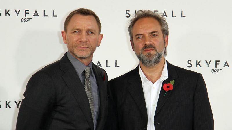 Daniel Craig und Sam Mendes