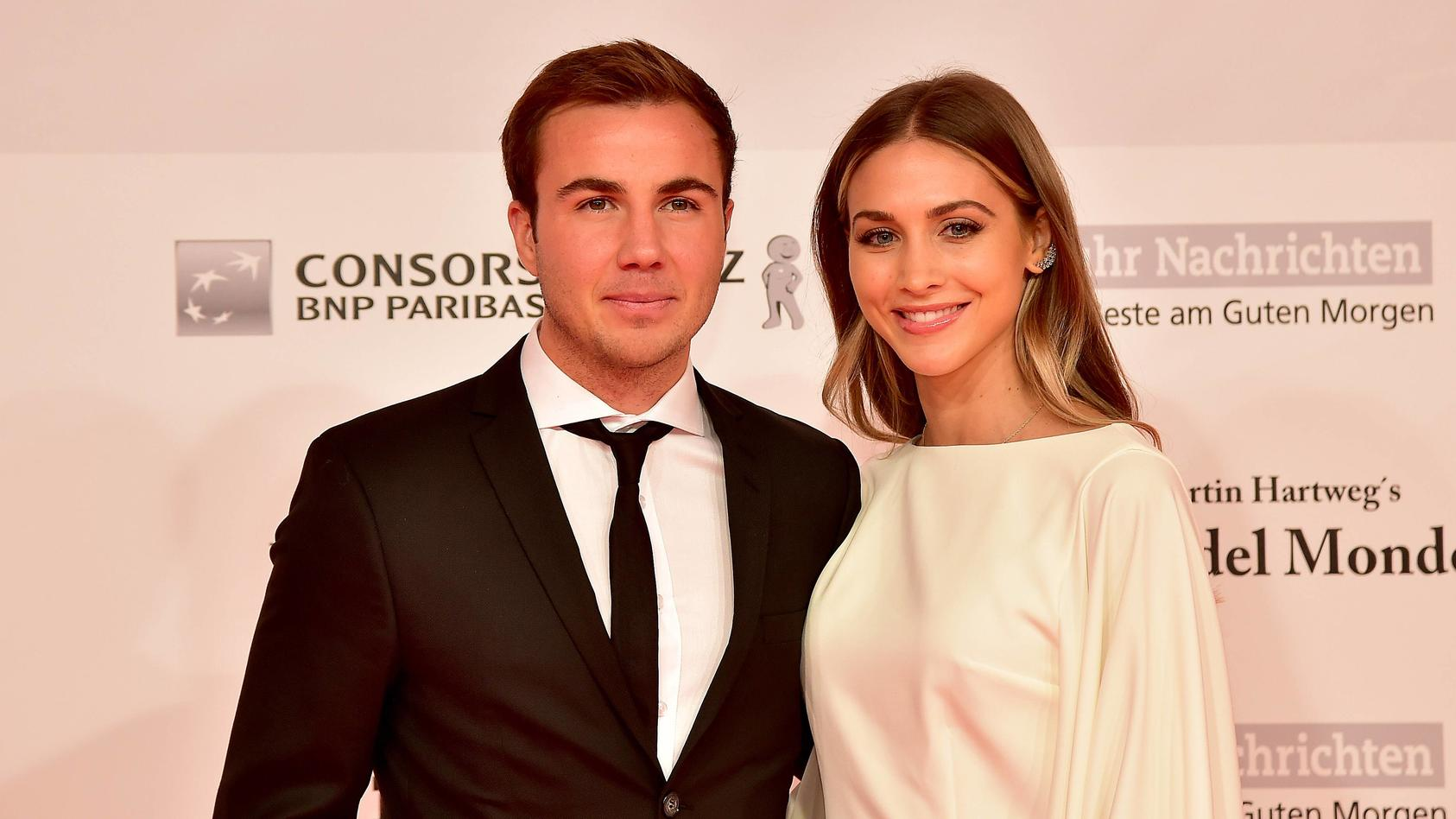 Mario Götze mit Ehefrau Ann-Kathrin Götze feiern Silvester am liebsten in Dubai