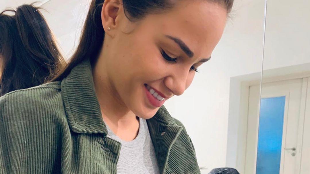 Für Angelina Heger wird 2020 ein ganz besonderes Jahr. Die 27-Jährige wird zum ersten Mal Mutter.