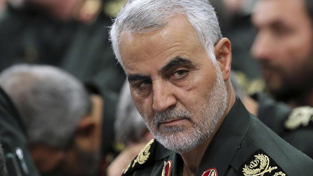 Ghassem Soleimani, General der iranischen Al-Kuds-Brigaden