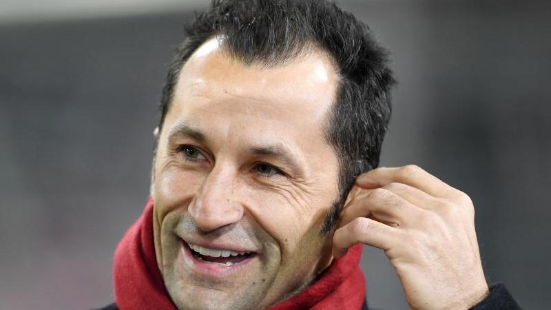 Sendet eine Kampfansage an RB Leipzig: Hasan Salihamidzic, Sportdirektor von Bayern München. Foto: Tobias Hase/dpa