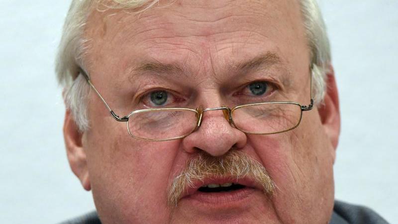 Ehemaliger NRW-Arbeitsminister Guntram Schneider (SPD). Foto: Henning Kaiser/dpa