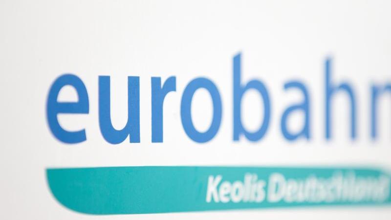 Das Logo der Eurobahn. Foto: Friso Gentsch/dpa/Archivbild