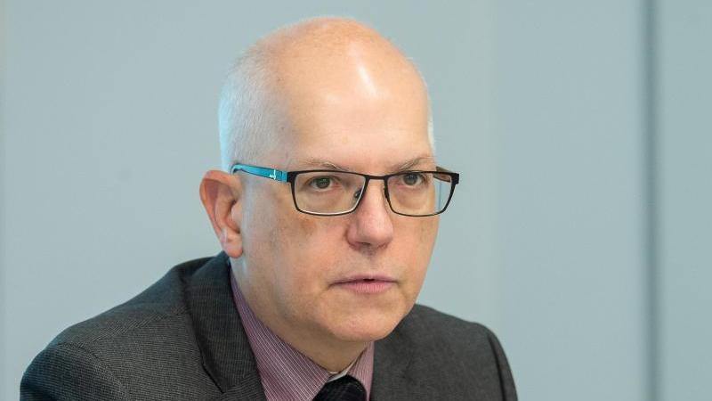 Dieter Kugelmann, Beauftragter für Datenschutz und Informationsfreiheit in Rheinland-Pfalz. Foto: Silas Stein/dpa/Archivbild