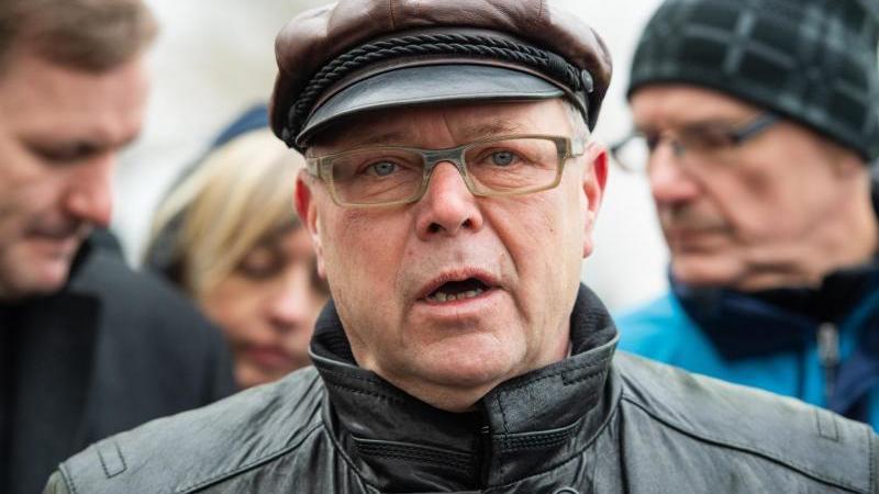 Michael Stübgen (CDU, M), Innenminister von Brandenburg. Foto: Christophe Gateau/Archiv