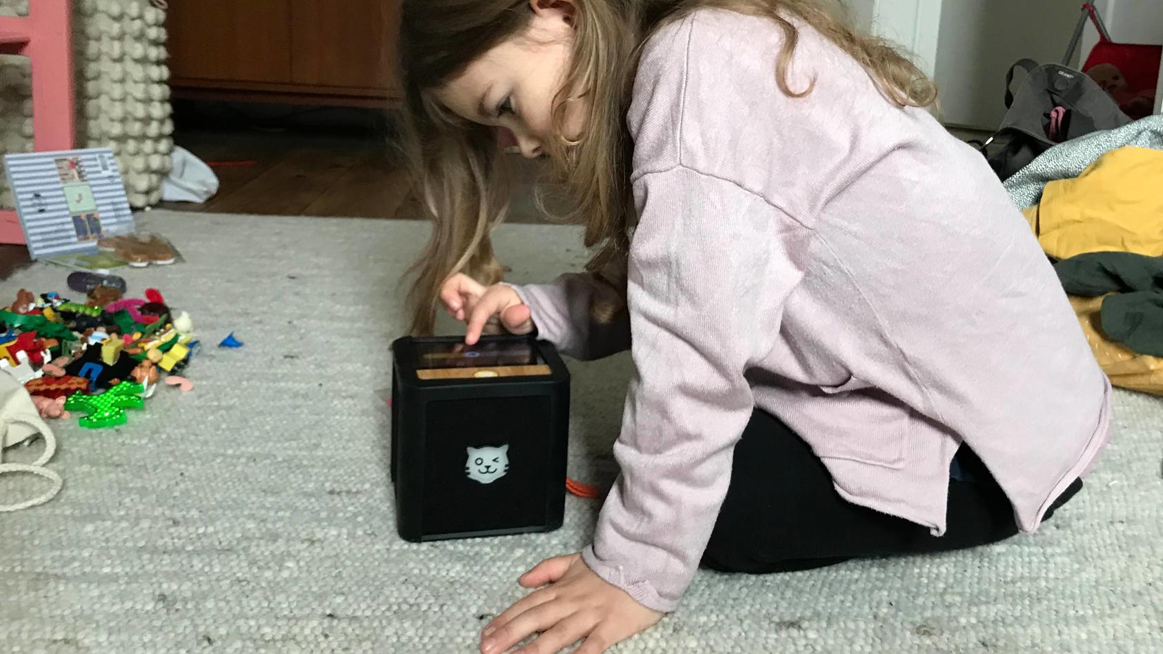 Kinderleicht zu benutzen: Die Tigerbox Touch