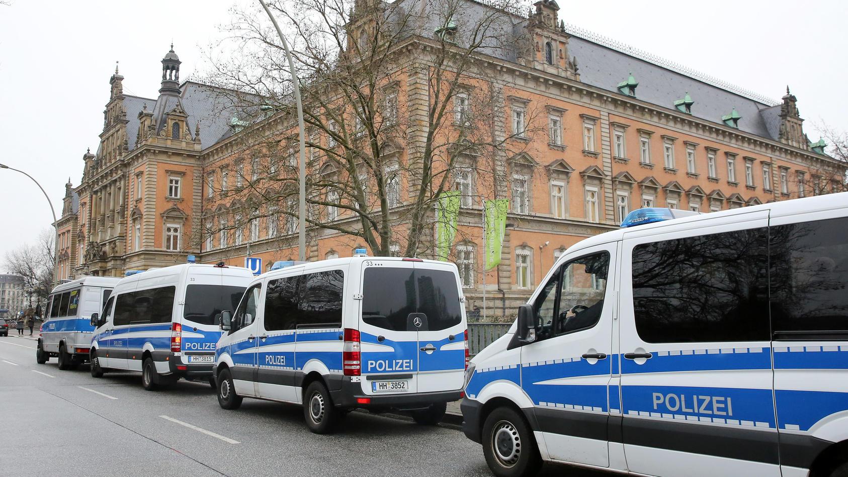 Das Landgericht Hamburg