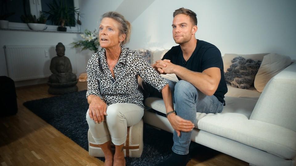 Sebastian Mutter ist heute sehr stolz auf ihren Sohn.