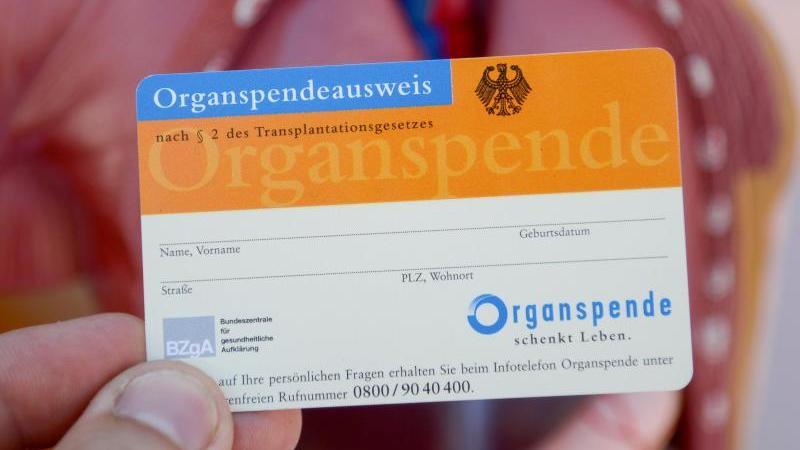 Bisher sind Organ-Entnahmen nur bei einem ausdrücklichen Ja zulässig. Foto: Daniel Maurer/dpa