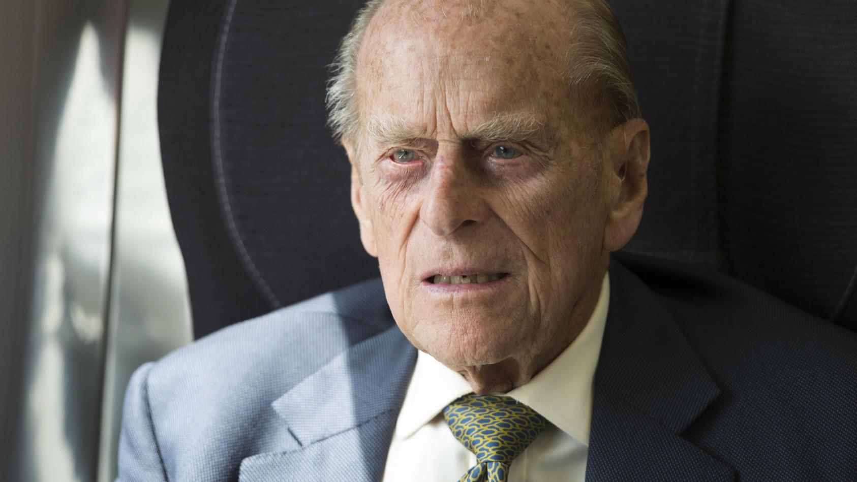 Prinz Philip hat gar keine Lust auf den Megxit-Krisengipfel - er flüchtet lieber aus Sandringham.