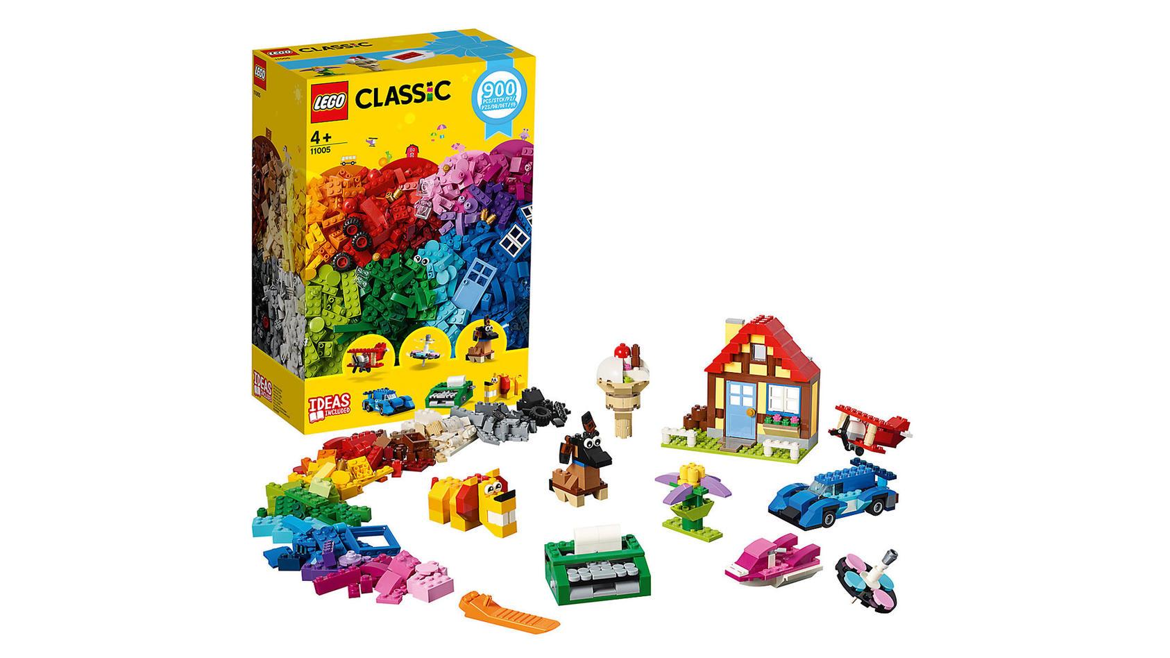 Das 900-teilige Lego-Classic-Set 11005 gibt es bei myToys.de jetzt im Angebot.