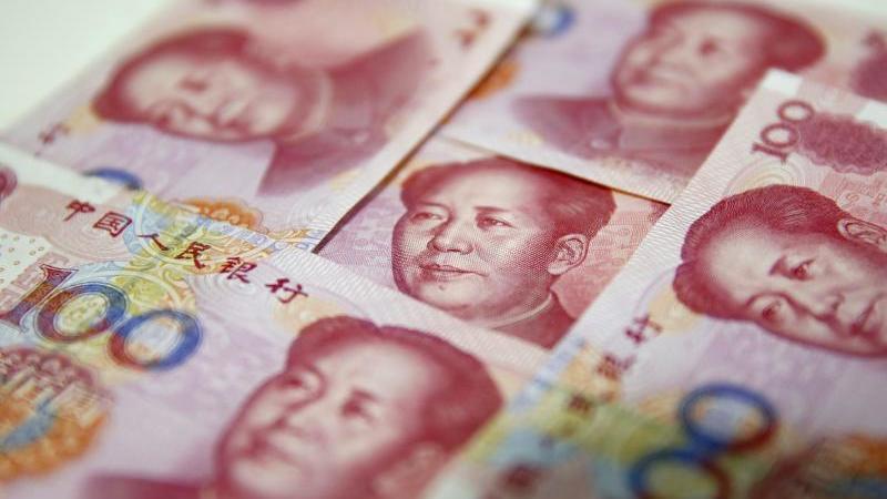 Die US-Regierung hatte China vorgeworfen, den Yuan abzuwerten, um damit die Exportwirtschaft zu stärken. Foto: Wu Hong/epa/dpa