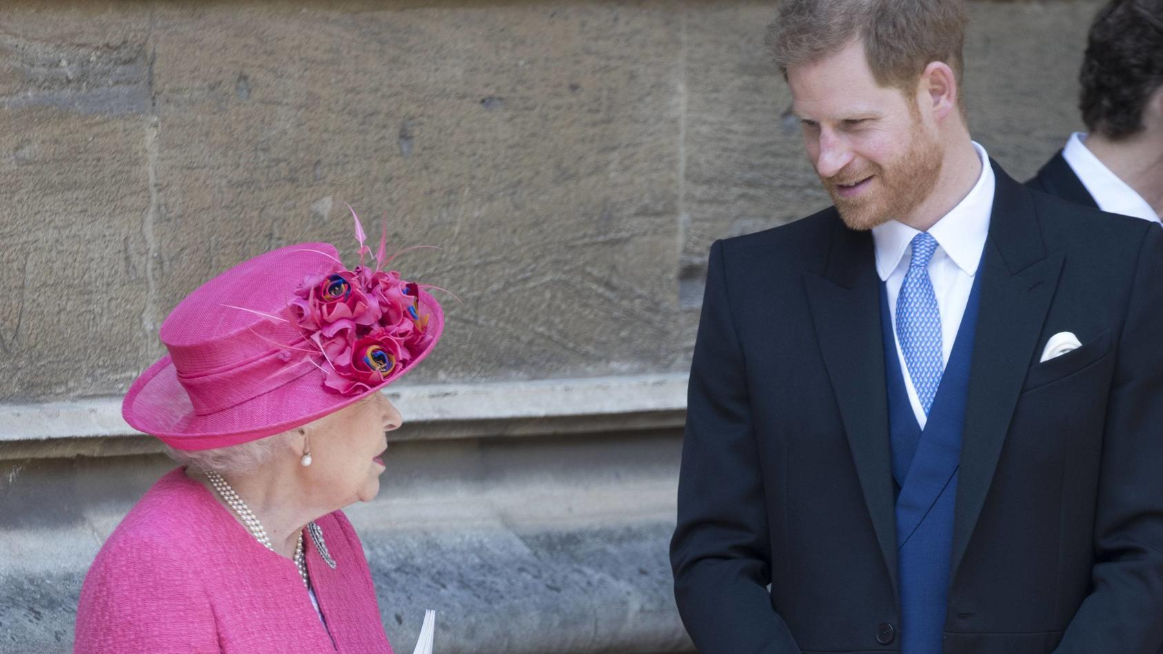Zwischen der Queen und Prinz Harry soll es vor dem Sandringham-Summit Vorgespräche gegeben haben.