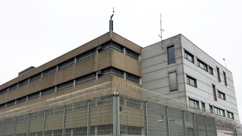 Die Justizvollzugsanstalt (JVA) in Trier. Foto: Birgit Reichert/dpa