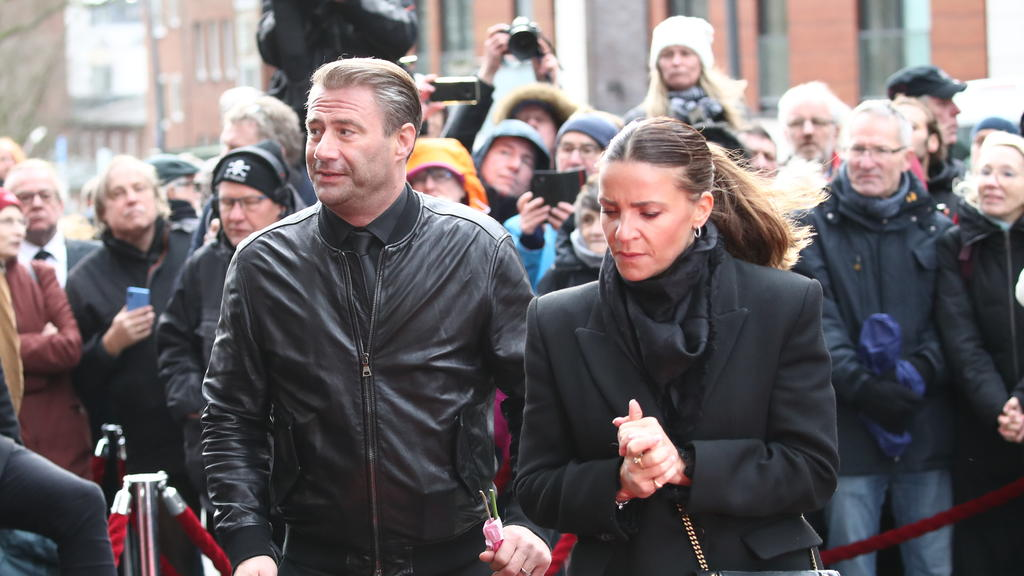 Jan Fedder Beerdigung