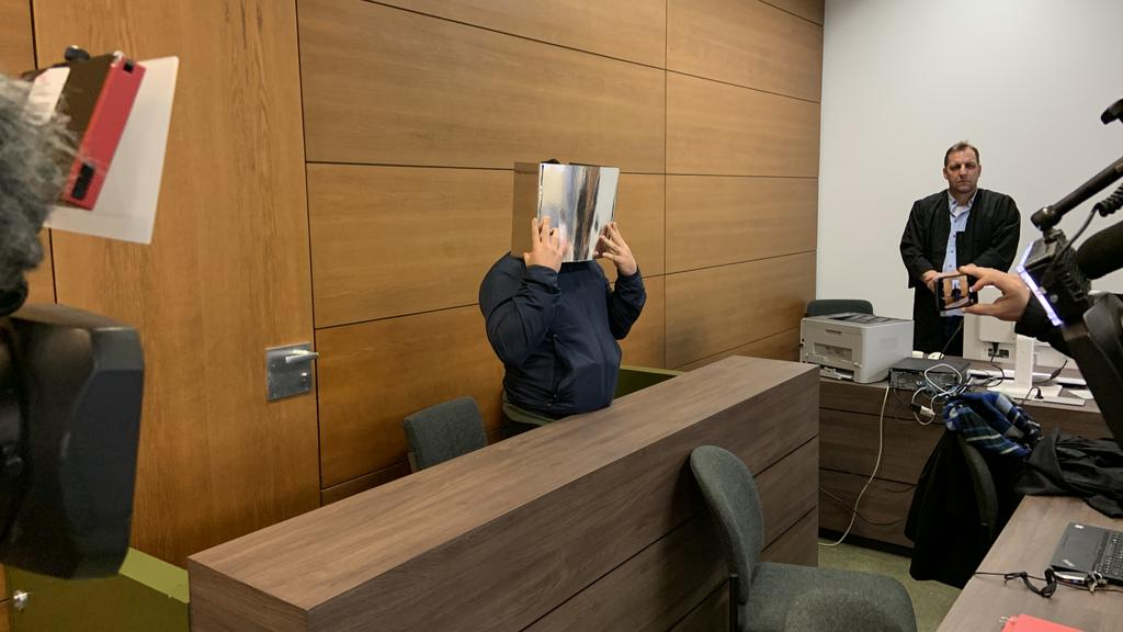 Ahmad Miri Prozess