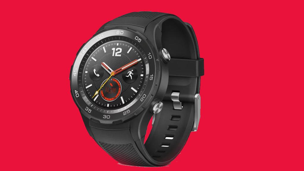 Huawei Watch 2 im Angebot bei O2.