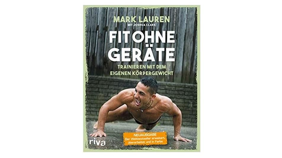 Fit ohne Geräte Workout-Buch