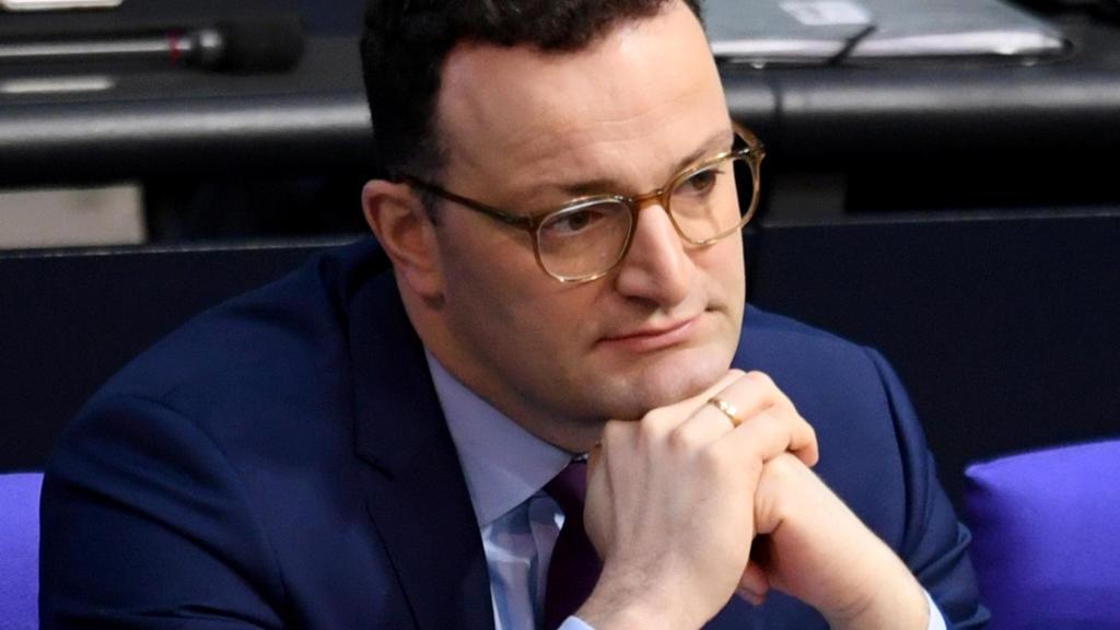 Der Gesetzesentwurf von Jens Spahn wurde von den Abgeordneten abgelehnt.
