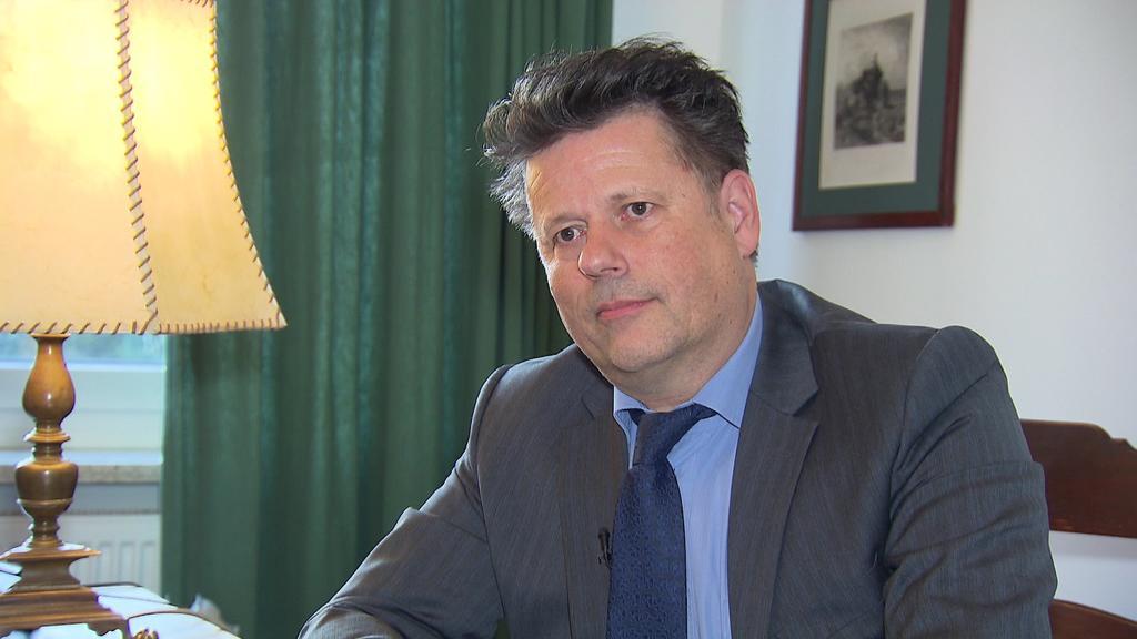 Andreas Vitti ist Anwalt für Familienrecht.
