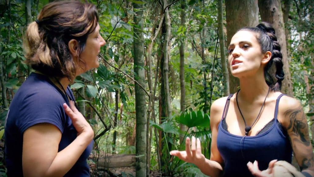 Elena spricht Tacheles nach der Essensprüfung mit Danni