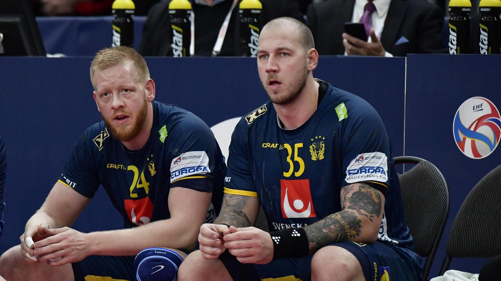Schweden handballer Jim Gottfridsson
