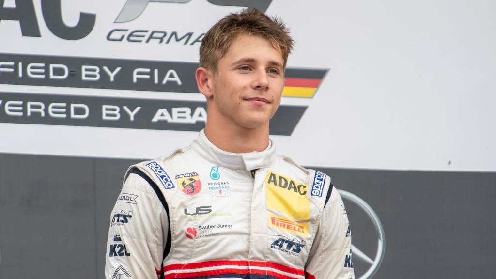 Arthur Leclerc ist neues Mitglied der Ferrari Driver Academy.