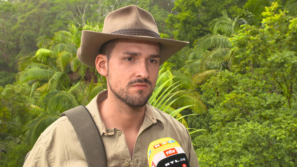 Marco Cerullo ist nach seinem Aus im Dschungelcamp 2020 sehr geknickt.