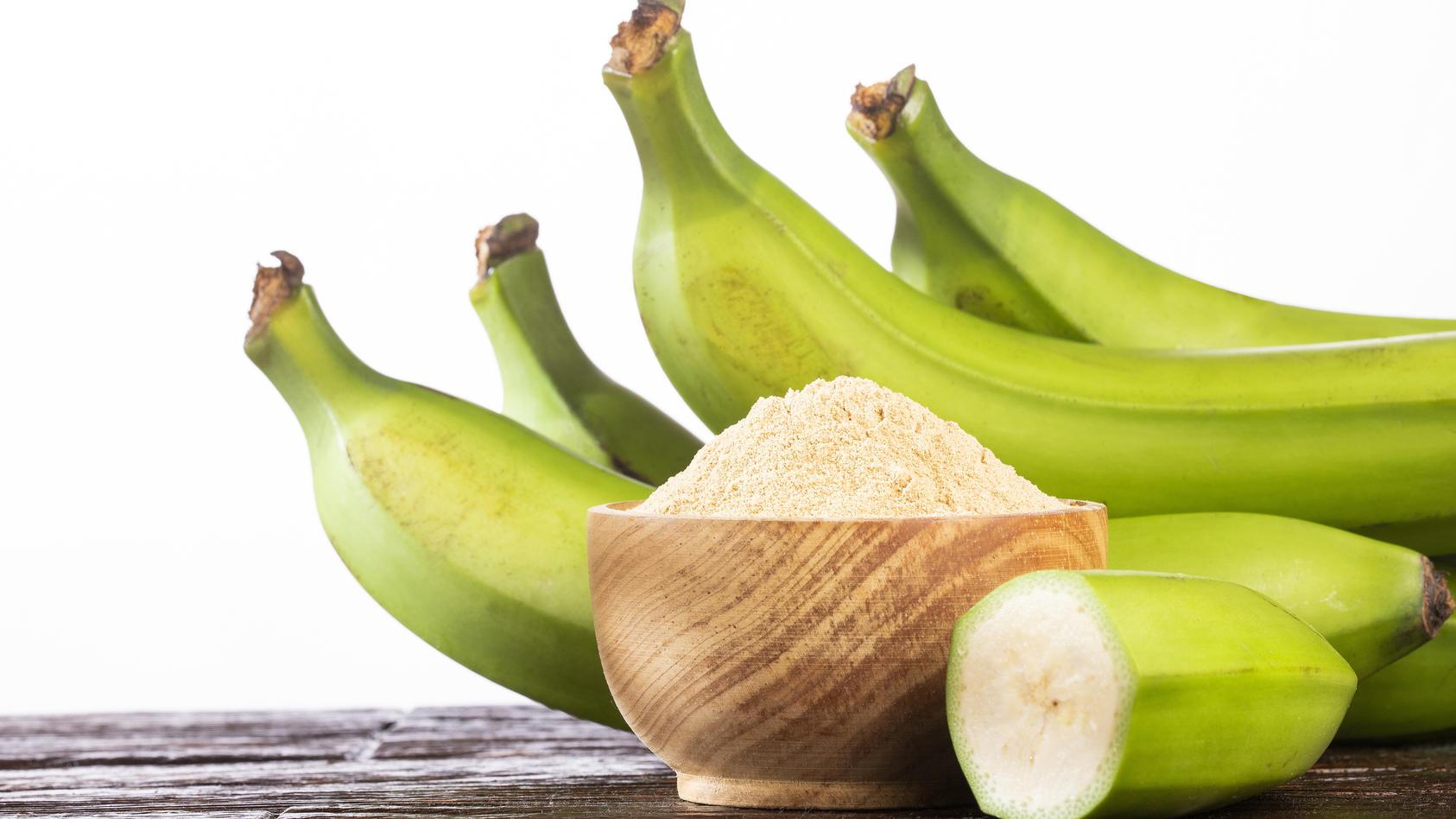 Schon mal Mehl aus Bananen probiert? 2020 liegt das total im Trend.